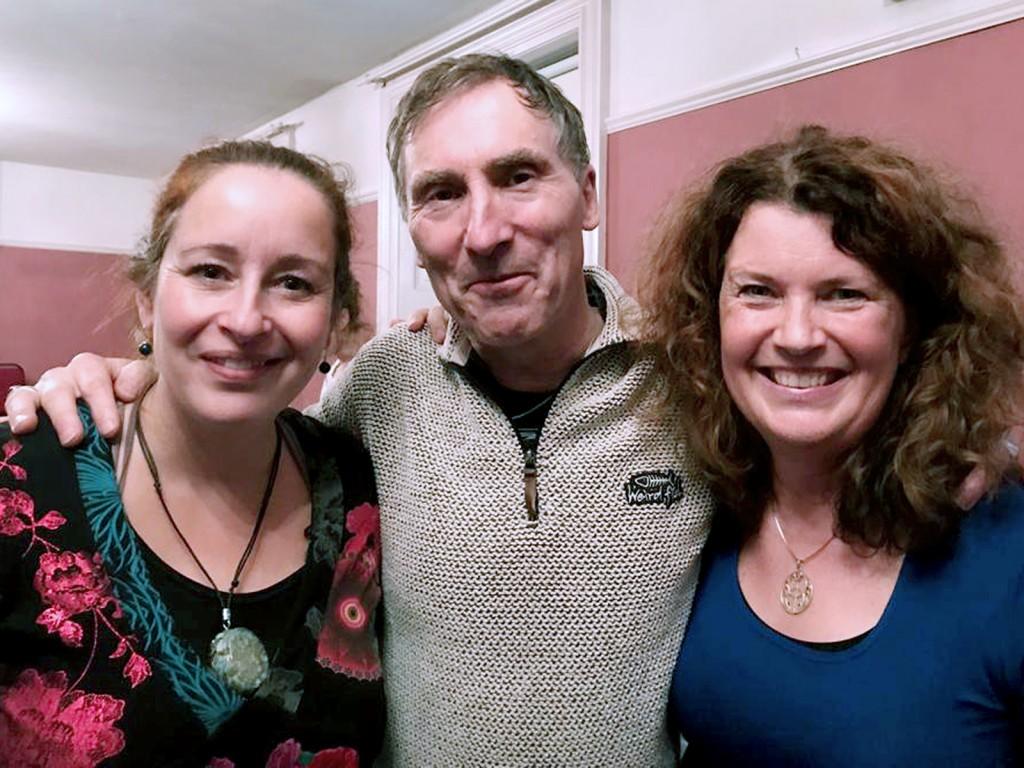 Fanny van der Horst, Steve Nobel en Meike Klomp