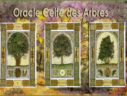 Oracle celte des arbres