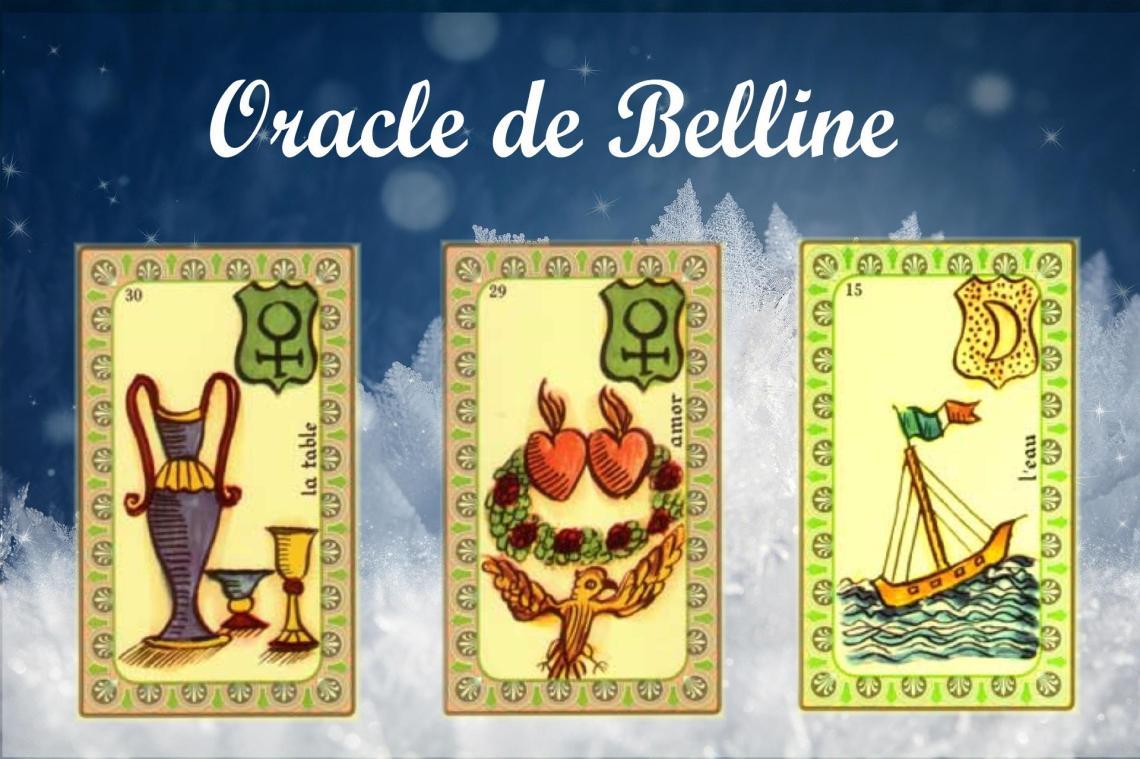 Tirage Oracle de Belline