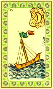 Oracle de Belline - Eau