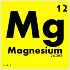 magnesium symbool