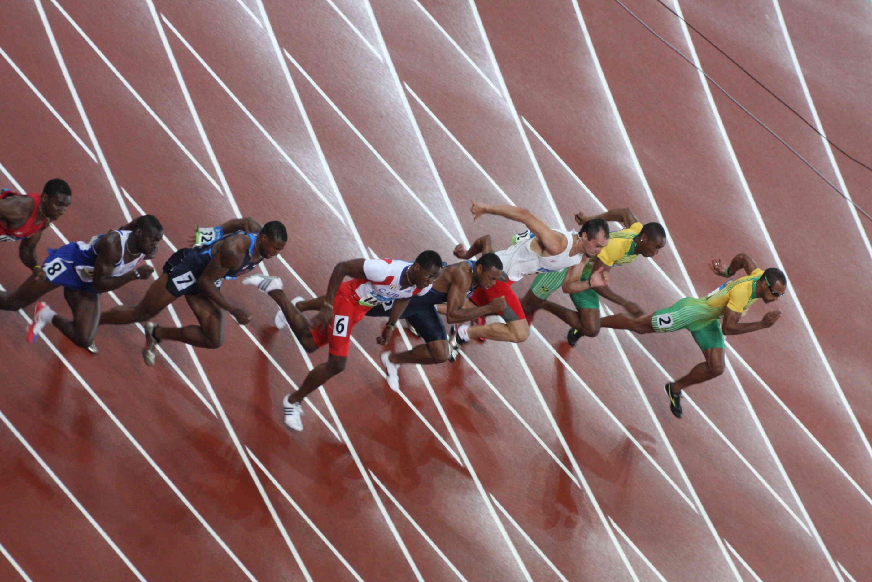 110 hurdles Beijing 2008