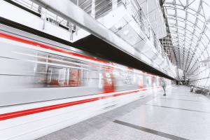 blurred-motion-of-illuminated-railroad-station-in-city-253647