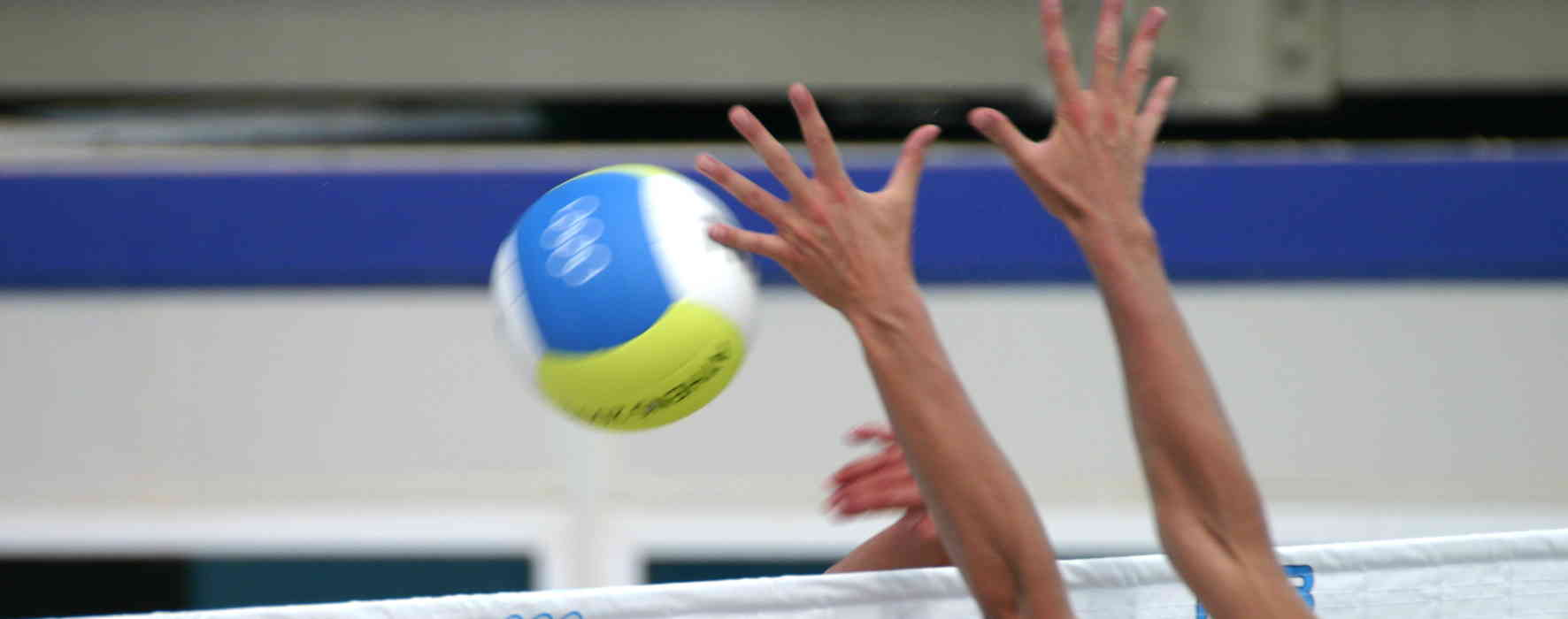 hands volleyball