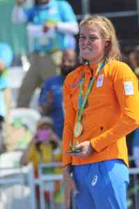 sharon van rouwendaal copacabana open water swimming rio olymipcs 2016 gold