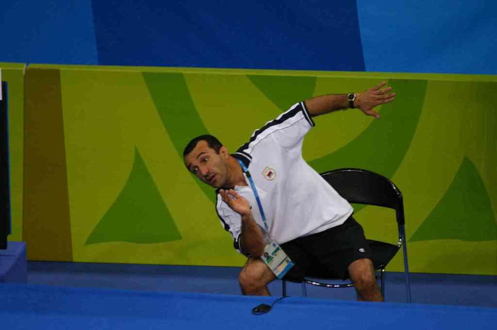 coach athens 2004 judo