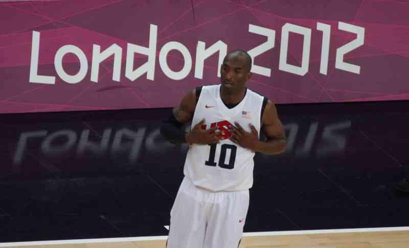 kobe bryant london 2012 olympics