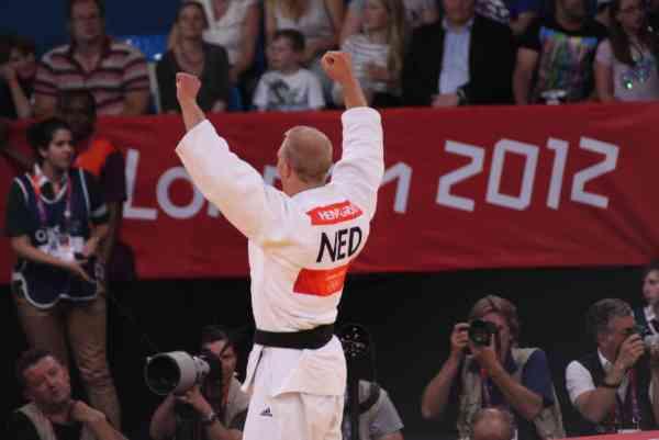 Henk Grol London 2012 Judo Olympicson 2012 Judo Olympics