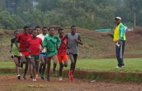 Bekoji Ethiopia training