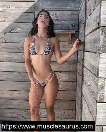 fitnessmodel bikini fitnesslifestyle FitnessGoals