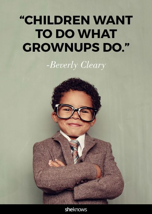 kids growing up quotes
