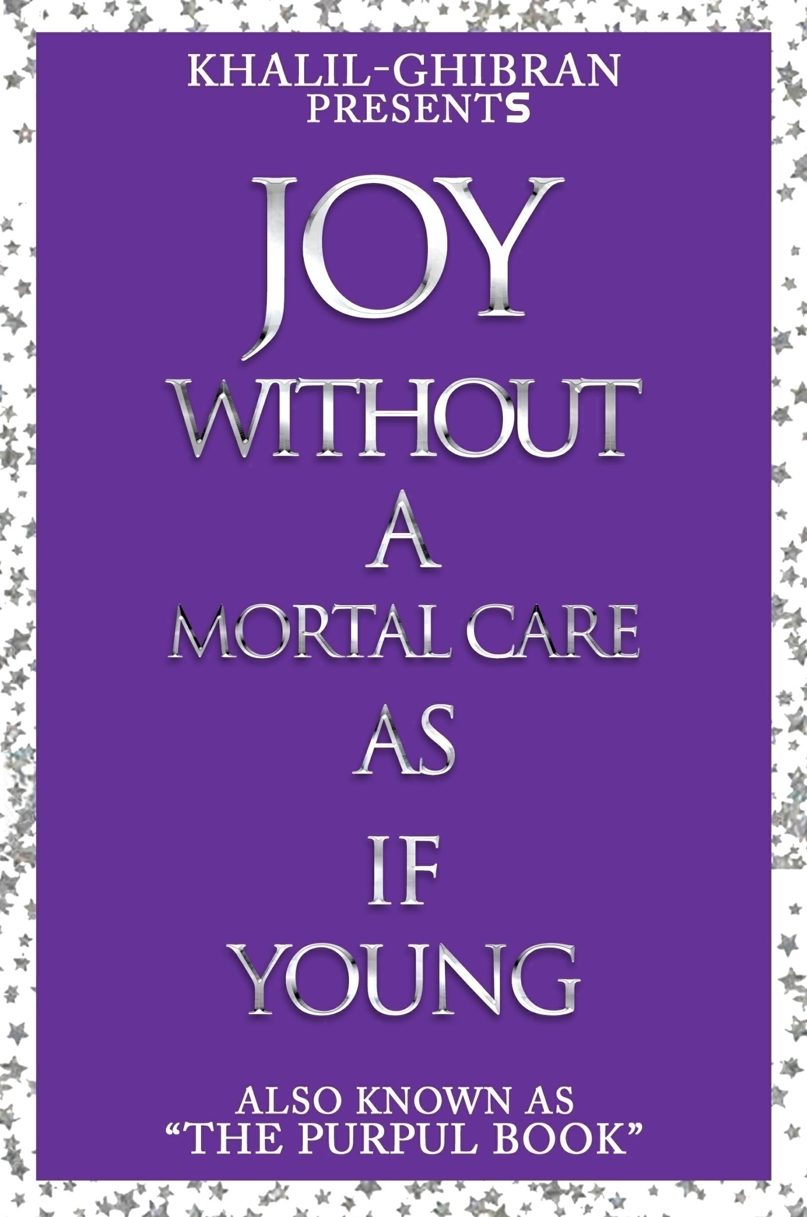 New Book Mortal Joy