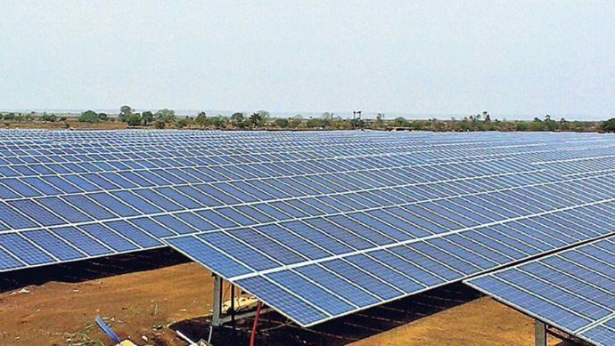Air Pollution In India Cuts Solar Power Output Over 25