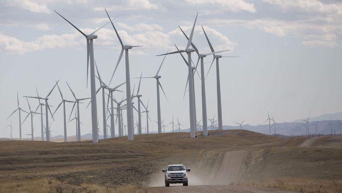 windenergy power cleanenergy windfarm