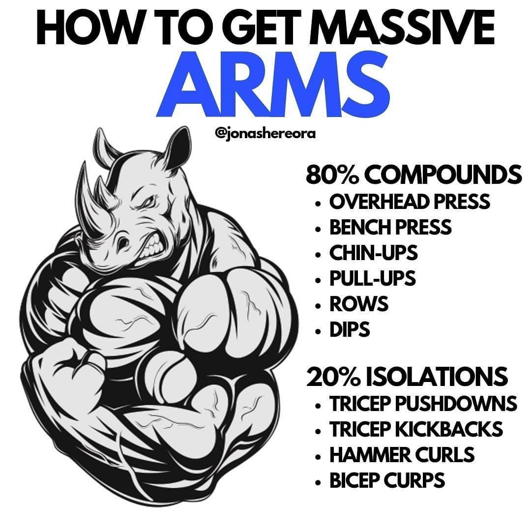 cardio workout biggerarms massivearms