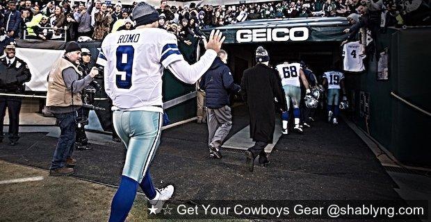 Cowboys tonyromo