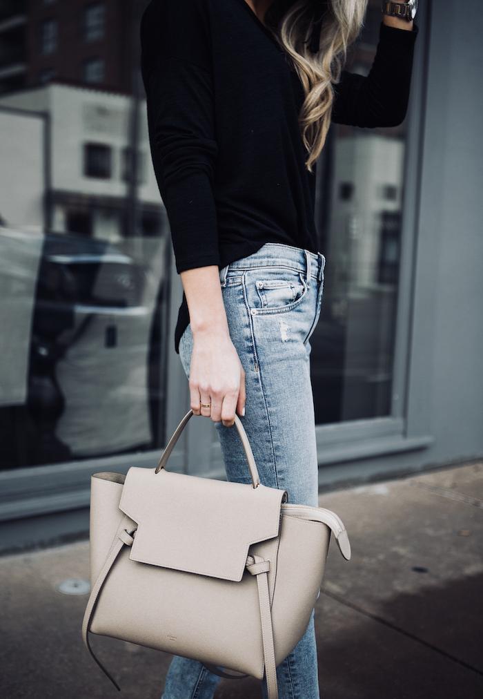 Outfits WeekendNotes Celine RagAndBoneJeans RagAndBone