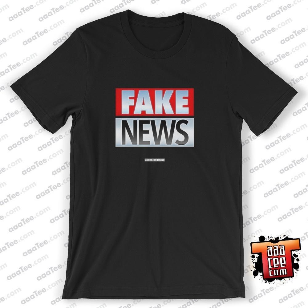 realnews michaelwolff news tshirt