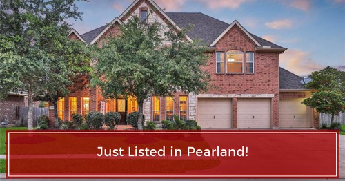 JUST LISTED! 3322 Sequoia Lake Trl, Pearland, TX 2
