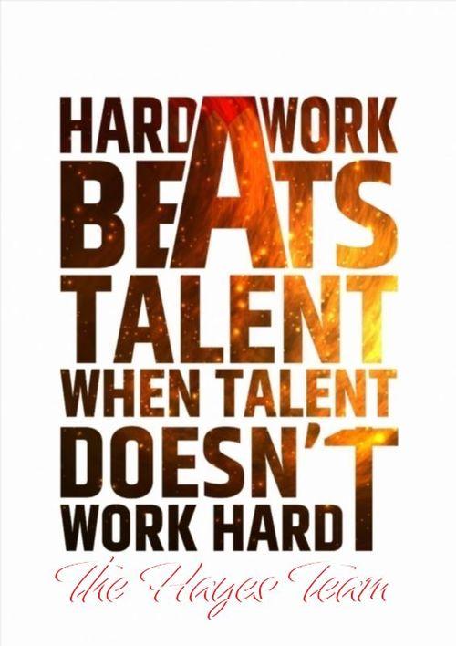 hardworking talent realestate listing