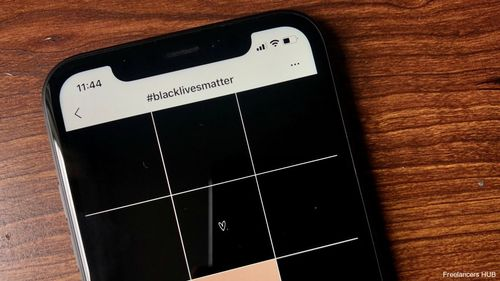 Don't Use Black Lives Matter Hashtags On Your Blackout Tuesday Posts