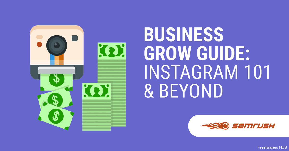 Business Grow Guide: Instagram 101 and Beyond  #socialmedia #socialmediamarketing #digitalmarketing #contentmarketing #growthhacking #startup #SEO #SMM #ecommerce #marketing #influencermarketing #blogging #infographic #ai #machinelearning #bigdata #fintech