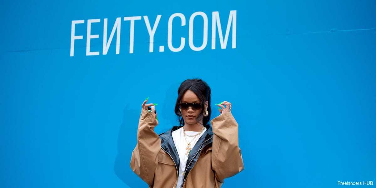 Rihanna's Fenty Beauty House highlights collaborative influencer marketing on TikTok