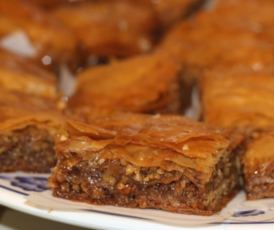 infusemeinc powerhousemallshopping baklava dessert recipe yummy boston lebanon hanover uppervalley burlington
