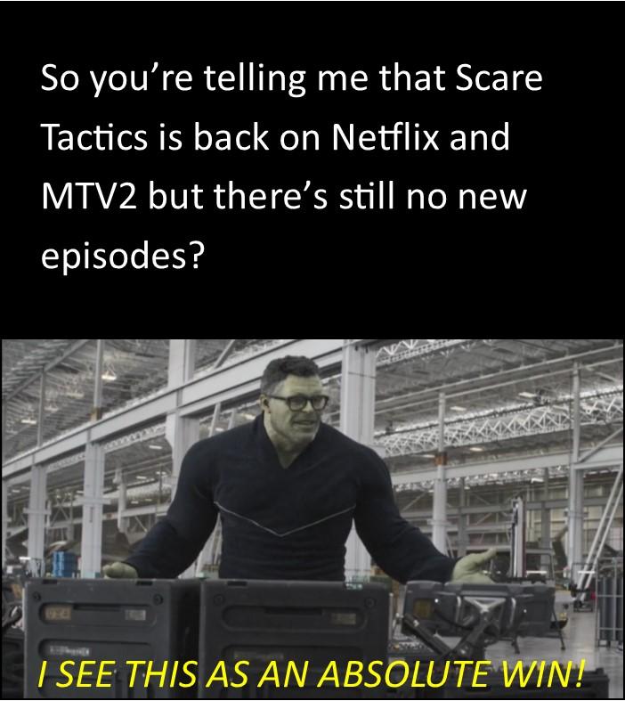 scaretactics netflix mtv2 scaretacticsandchill areyouscared scares areyouscared prank horror