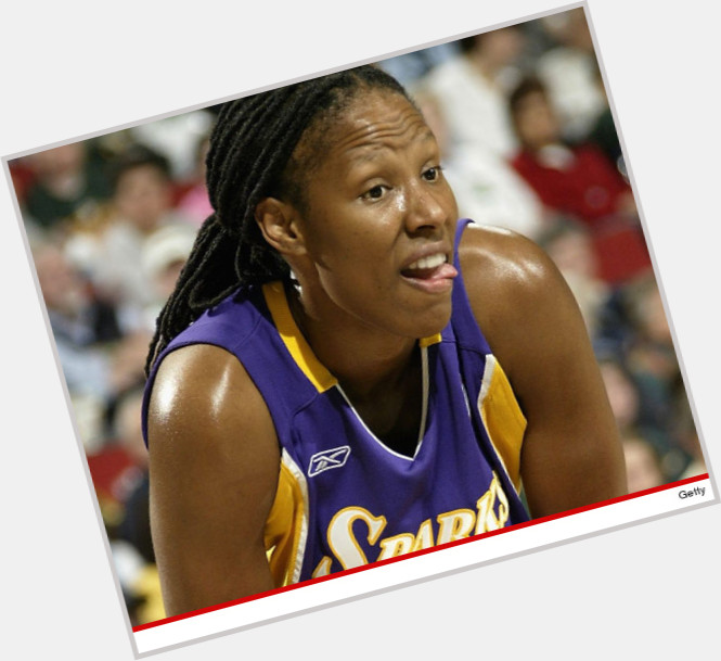 Chamique Holdsclaw  Official Site for Man Crush Monday