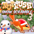 Nut Rush 3 – Snow Scramble