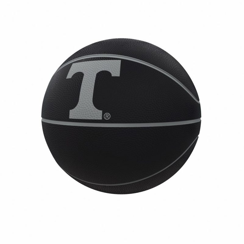 Tennessee Blackout Full-Size Composite Basketball