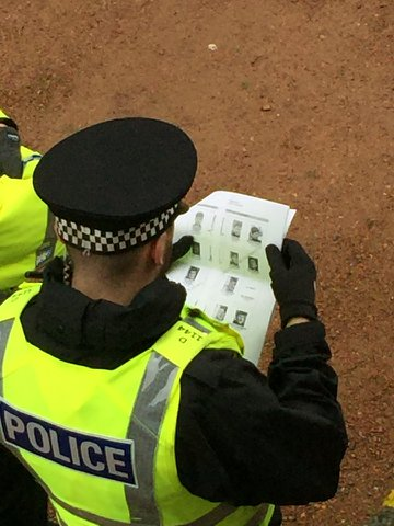 Cop with Photos St Johnstone Feb 2017