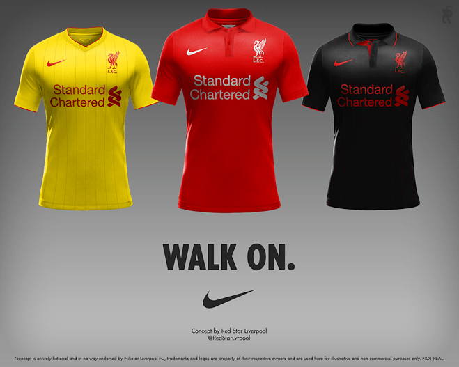 The Liverpool Home Shirt - Why is it so hard to get it right  - Fans ... 30c0de3bb