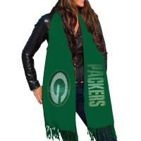 Green Bay Packers Women's Team Scarf - Green
