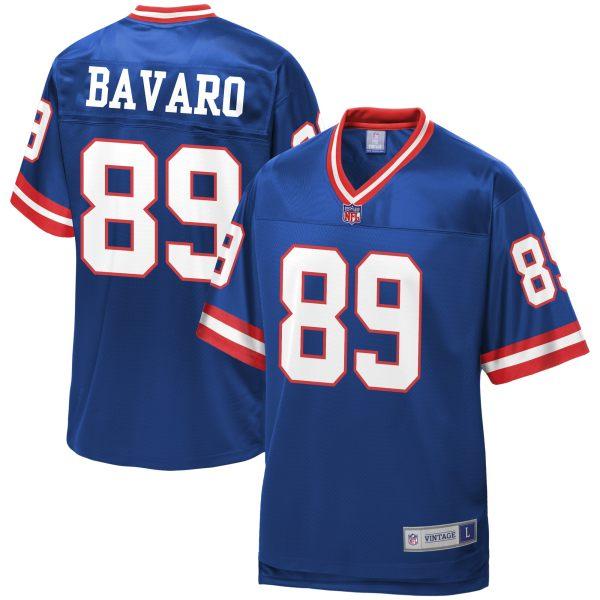 Nfl Mark Bavaro York Giants Pro Line Retired