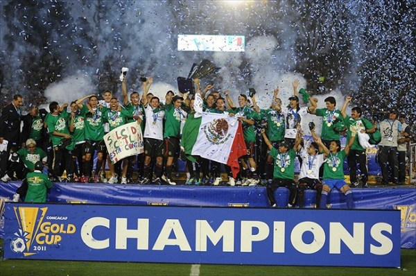 CONCACAF Gold Cup 2013 Rosters Mexico Announces