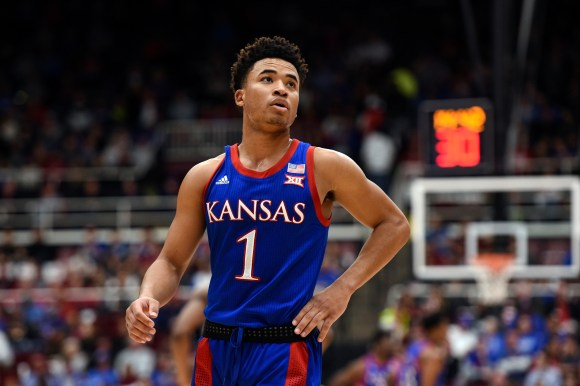 Kansas basketball will go as far as Devon Dotson takes them, which can be  really far