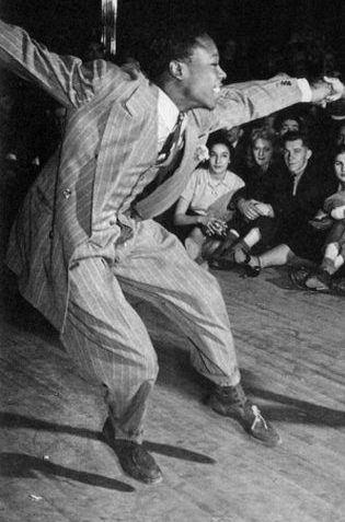 Every Girl's Crazy 'bout a Sharp Dressed Man – A History of the Zoot Suit