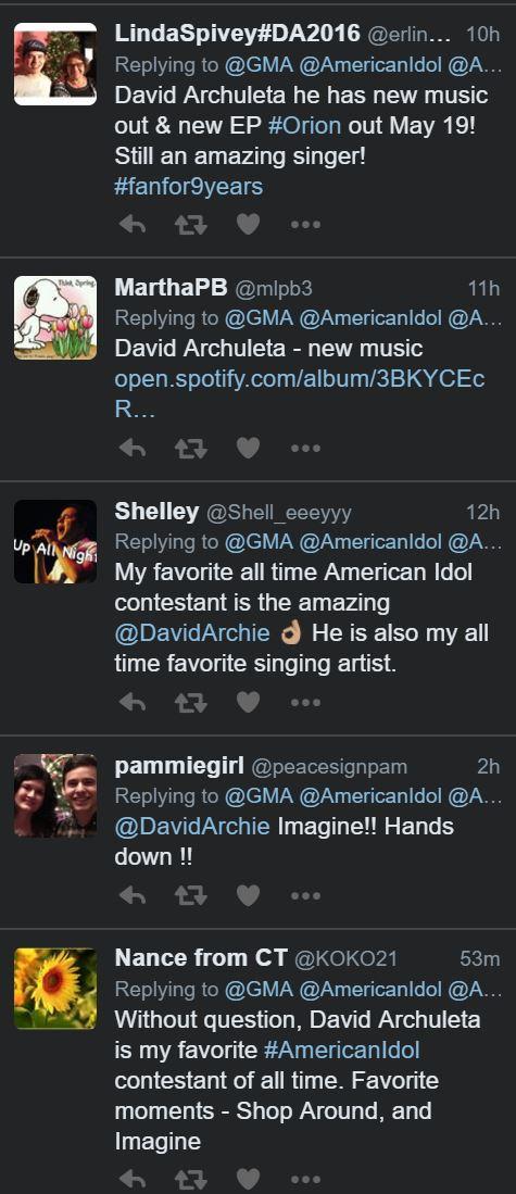 david archuleta idol question 2