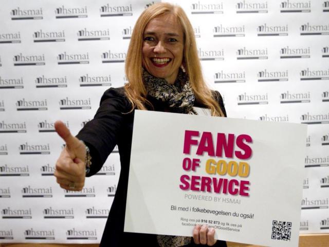 Linda Ramberg, Reiselivsdirektør Destinasjon Røros