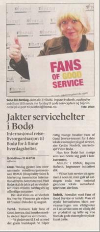 Bodø - avis