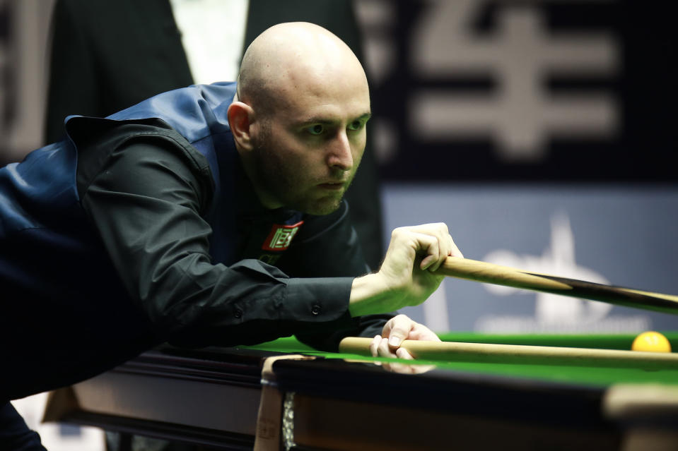 Selt, 36, let rip at World Snooker Tour bosses after crashing out at the Crucible