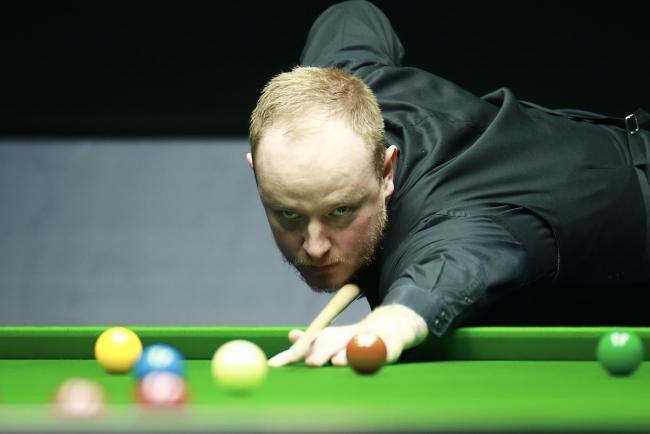 Chris Wakelin has vowed to up his fitness levels following his first round Crucible exit