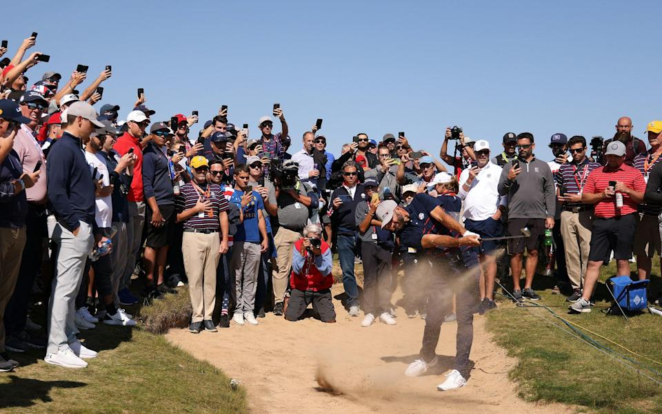 Ryder Cup 2021: Live scores and latest updates as fourball matches reach their conclusion - Getty Images