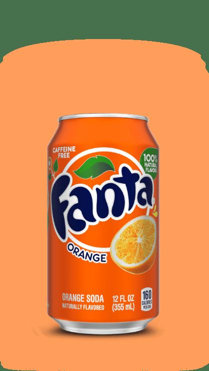 Fanta Flavors : fanta, flavors, Orange, Fanta®