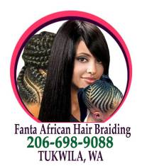 African Hair Braiding in Tukwila, Washington, WA, Contact ...