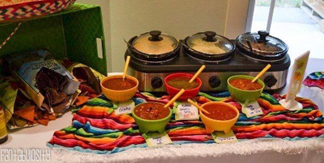 Fiesta Housewarming Party Fantabulosity