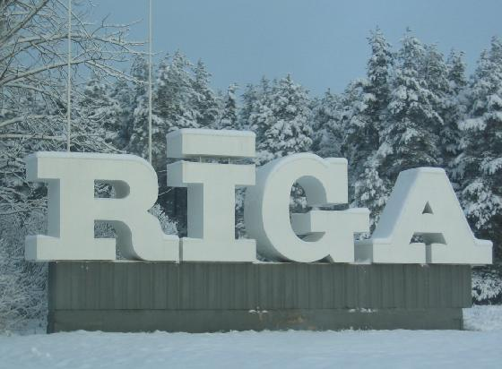 Saluti da Riga