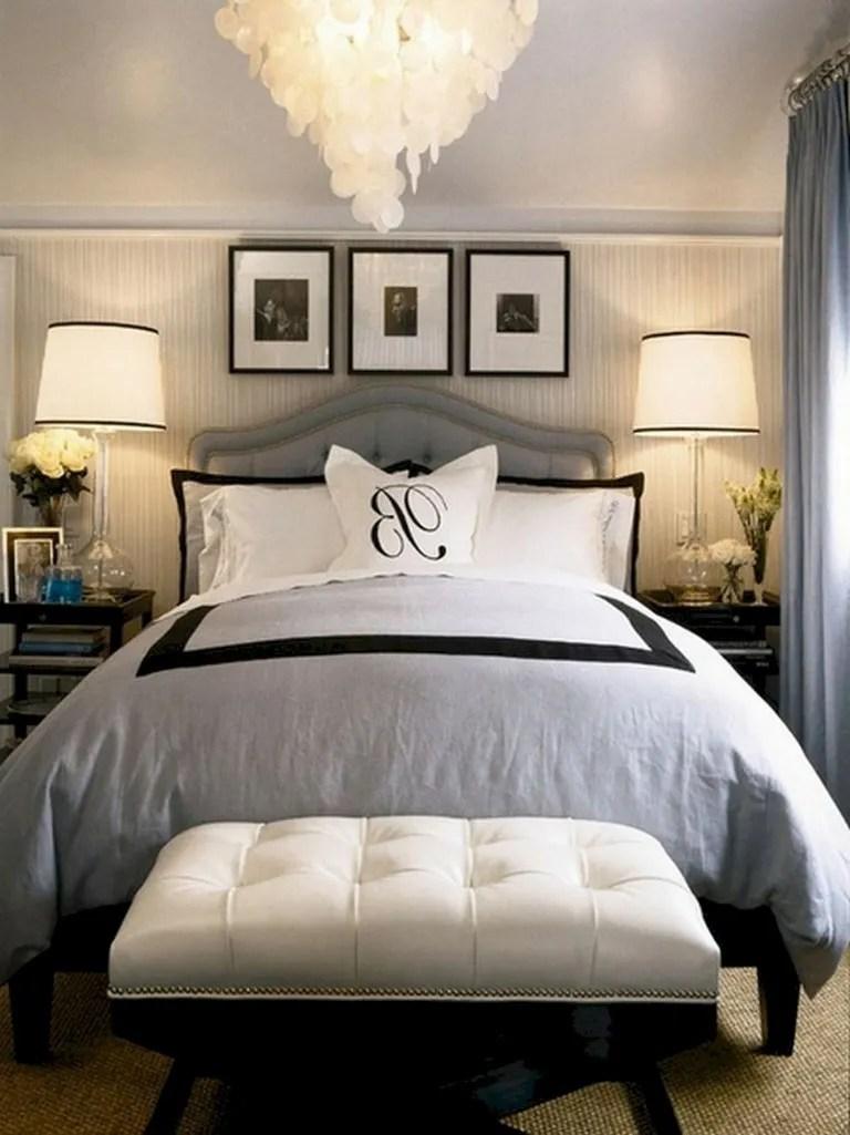 37+ Comfy Small Master Bedroom Ideas